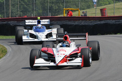 Mario Moraes leads Buddy Rice