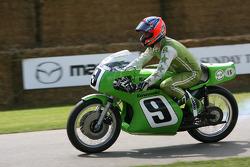 Scott Smart, 1972 Kawasaki H2R