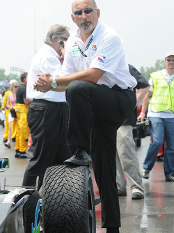 Bobby Rahal in charge