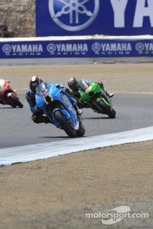Ben Spies, Rizla Suzuki MotoGP