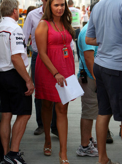 Tamara Ecclestone, fille de Bernie Eccelestone