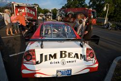 Watkins Glen fan fest: the car of Robby Gordon
