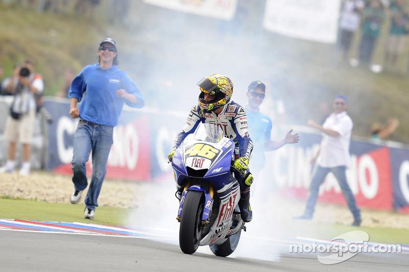 2008: Valentino Rossi, Yamaha
