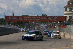 #127 Fountain Motorsports BMW 330: John Bosch, Marko Radisic