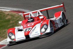 Horag Racing Porsche RS-Spyder : Fredy Lienhard, Didier Theys, Jan Lammers