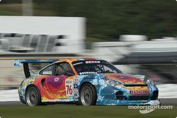 #76 Porsche 911 Turbo: John Bourassa