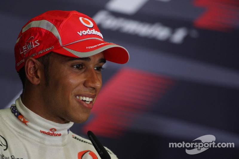 Conferencia de prensa de la FIA: Lewis Hamilton