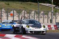 #60 Prospeed Competition Porsche 997 GT3 RSR: Mikael Forsten, Markus Palttala