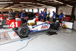 #41 car of Franck Perera