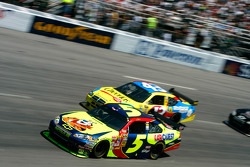 Casey Mears and Bobby Labonte