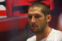 Marco Materazzi, Italian Football player for Inter Milan