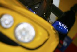 Phoenix Racing Corvette Z06 detail