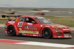 #30 Racers Edge Motorsports Mazda RX-8: Jose Armengol, Daniel Herrington, Doug Peterson