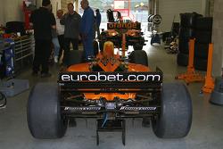 WB Racing, F1 Arrows A21 Hart 3.0 V10