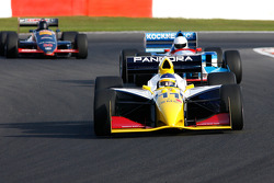 #11 Walter Colacino (I) Scuderia Grifo Corse, IRL G-Force Chevy 3.5 V8, #13 Peter Seldon (GB) Serverwaregroup, F1 Benetton B194 Ford HB 3.5 V8 ,and #30 Christian Van Hee (NL) Brett Racing Team , F1 Lola SR27 Cosworth 3.5 V8