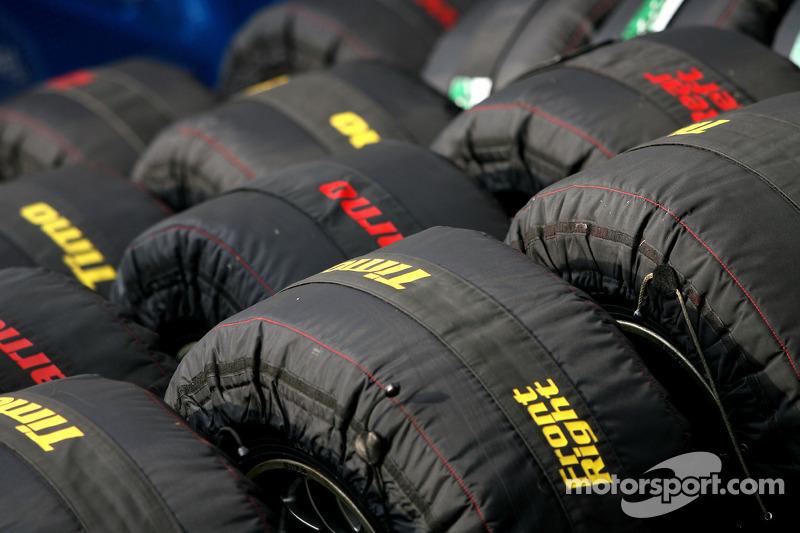 Reifen: Toyota F1 Team