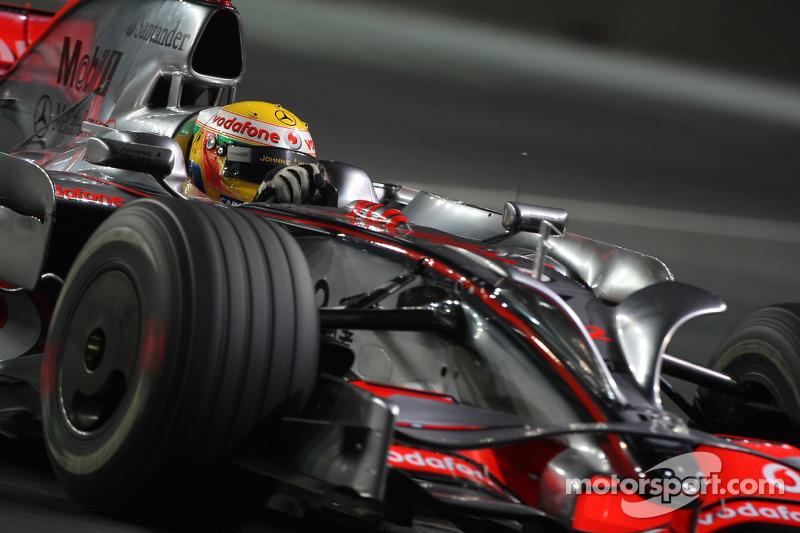 McLaren MP4-23 von 2008