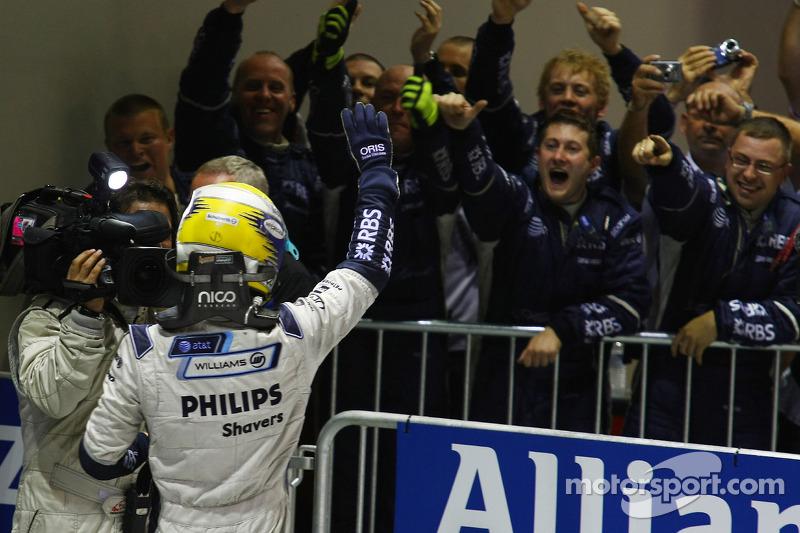 Platz 2: Nico Rosberg
