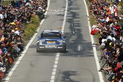 Petter Solberg and Phil Mills, Subaru World Rally Team, Subaru Impreza WRC