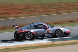 #87 Farnbacher Loles Racing Porsche 911 GT3 RSR: Dirk Werner, Bryce Miller, Joerg Hardt