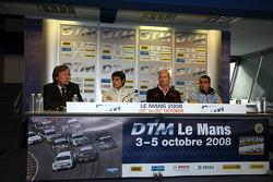Wednesday press conference: Bruno Spengler and Alexandre Prémat