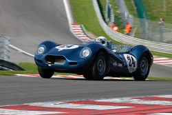 Trevor Groom, and Michael Quinn, Lister-Jaguar Knobbly, 1959