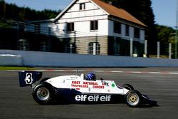 Andrea Bahlsen, Tyrrell 008, 1978