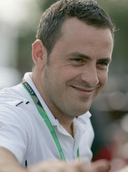 Paolo Coloni, Fisichella Motor Sport International Team Principal