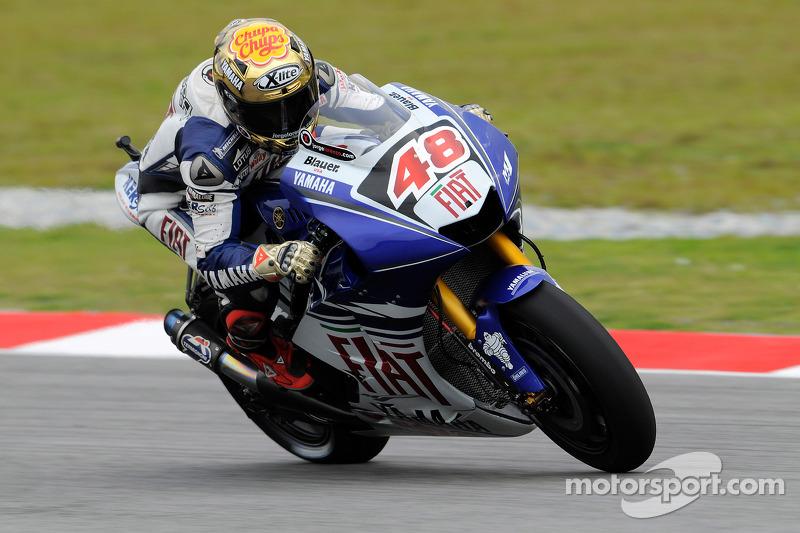 Хорхе Лоренсо - №48, MotoGP, 2008 рік