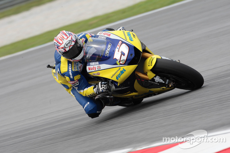 2008. Colin Edwards (MotoGP)
