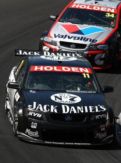 Nathan Pretty, Jack Perkins (Jack Daniel's Racing Commodore VE)