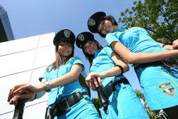 Chicas Rizla Suzuki