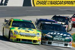 Matt Kenseth and Dale Earnhardt Jr.