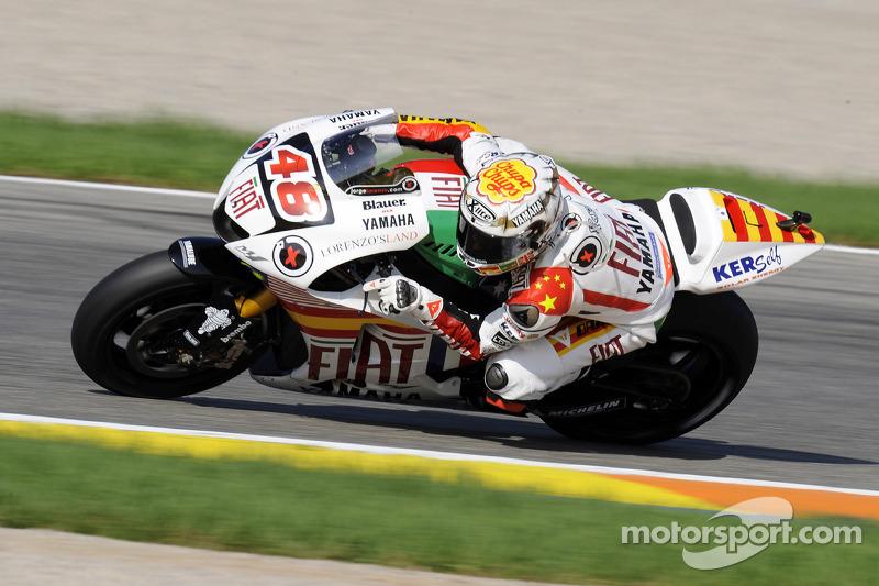 2008 рік, Гран Прі Валенсії