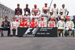 Drivers group picture