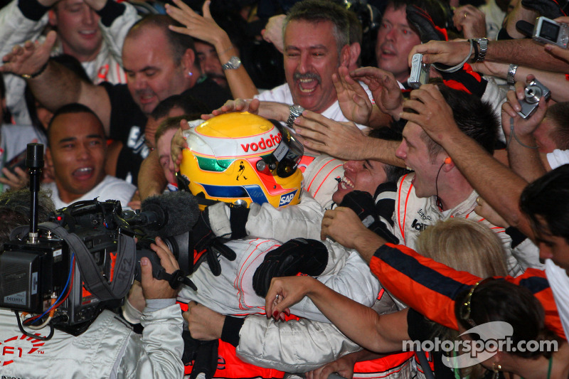 2008: Lewis Hamilton (McLaren)