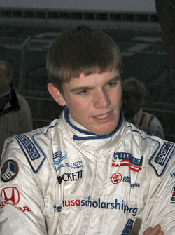 Conor Daly discute de sa course