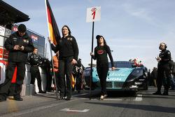 Vitaphone Racing Team Maserati MC 12, Andrea Bertolini and Michael Bartels
