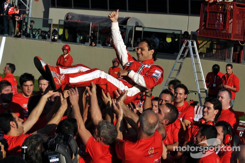 2008: Бути чемпіоном кілька секунд