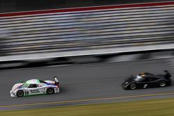 #59 Brumos Racing Porsche Riley: Joao Barbosa, Terry Borcheller, JC France, Antonio Perez Mendoza, #7 Penske Racing Porsche Riley: Ryan Briscoe, Kurt Busch