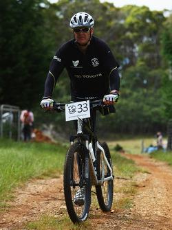 Launceston, Australia: Michael Milton of Team Toyota in action
