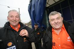 Team de Rooy: Hans Bekx and Jan de Rooy