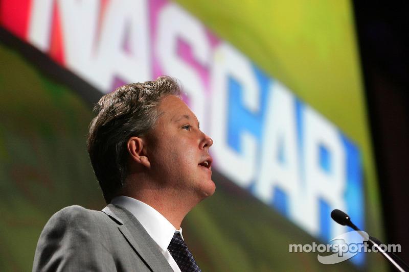 NASCAR-Chef Brian France