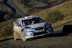 François Duval and Denis Giraudet, Ford World Rally Team Ford Focus RS WRC