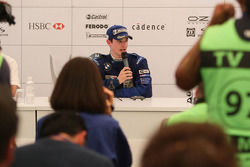 Press conference: World Final winner Alexander Rossi