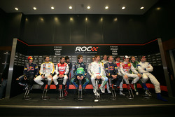 The drivers wait to see what draw will bring