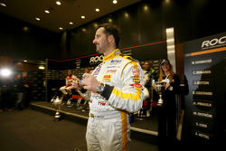 Yvan Muller pulls Sébastien Loeb from the hat in the draw