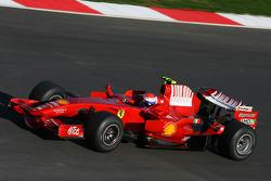 Marc Gene, Test Driver, Scuderia Ferrari