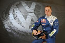 Volkswagen Motorsport: driver Giniel de Villiers