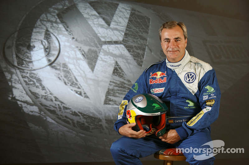 Volkswagen Motorsport: el piloto Carlos Sainz